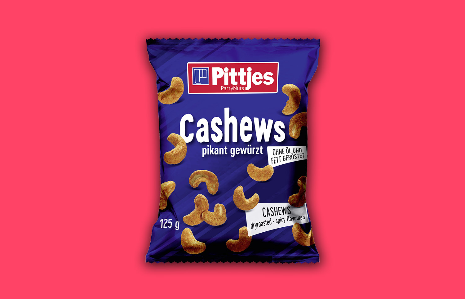 Pittjes Cashews
