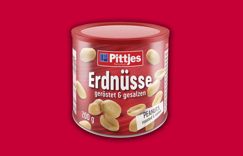 Pittjes Erdnüsse