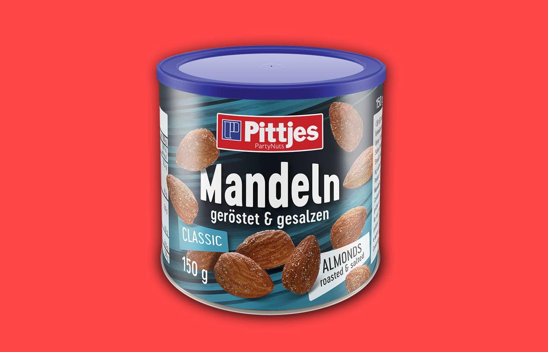 Pittjes Mandeln