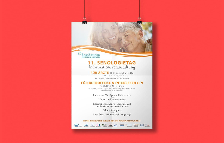 BrustZentrum Plakat