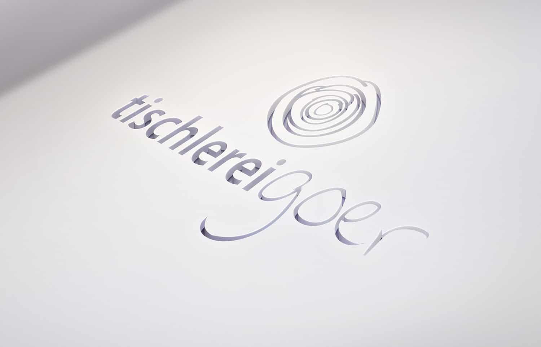 Tischlerei Goer logo cutout