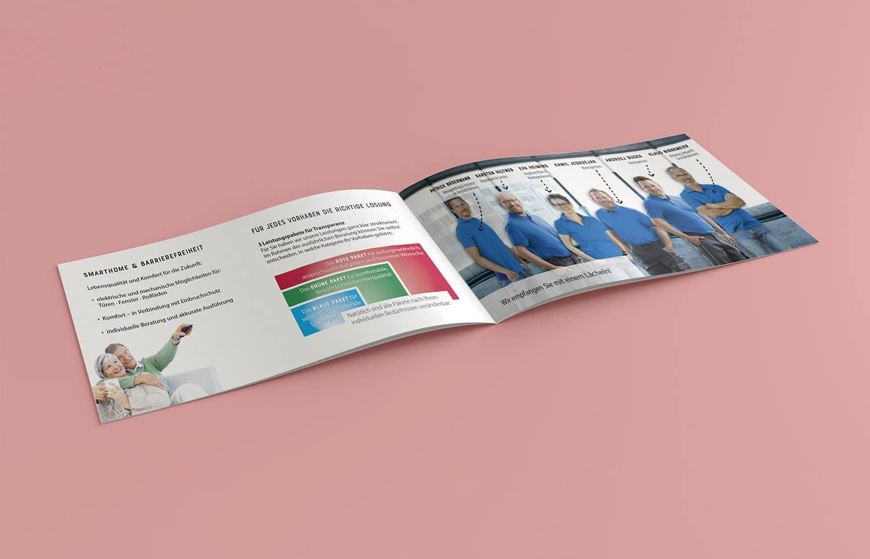 Niggemeier Image-Broschüre